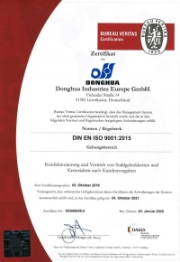 ISO9001 Donghua Europe_1